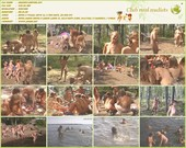 A Day of Camping - nudism