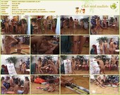 French Christmas Celebration #2 - naturists movie