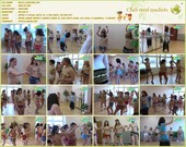 Belly Dancing - naturists movie