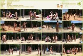 Lakeside Forest Camp #1 - naturists movie HD