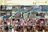 Naturist Pool and Games - naturists movie HD