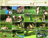 Outdoor Games - naturists movie
