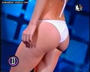 Maria Susini bum cheeks