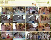 Shed below the mountain - naturists movie