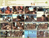 Junior Miss Pageant France 2 - naturists movie