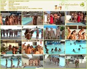 Junior Miss Pageant France 3 - naturists movie
