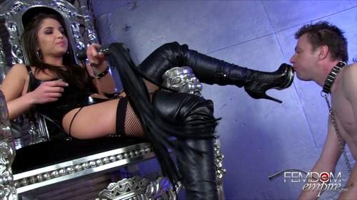 FemDom Empire - Giselle Leon - Boot Scum's Reward