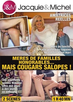 Meres de Familles Honorables … Mais Cougars Salopes (2014) WEBRip