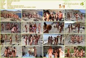 Rocky Coast Party 1 - naturists movie