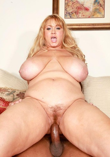 Samantha 38G   Busty Mature Blonde BBCvs BBW