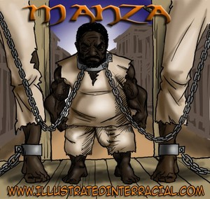 Illustratedinterrasial - Manza [new updates, 104 pages]