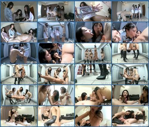BYD-109 Man M Zeme Ejaculation Asian Femdom