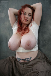 nude huge tits busty gabe pussy lips