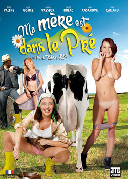 Ma Mere Est Dans le Pre (2015) WEBRip - 720p