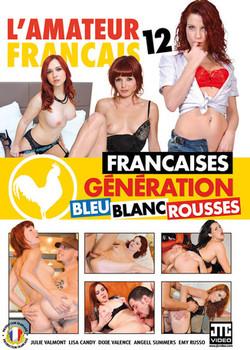 L'amateur Francais 12 - Francaises Generation Bleu Blanc Rousses (2015)