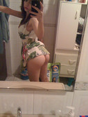 naked Mexican amateur girlfriend border=
