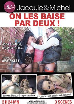 On Les Baise Par Deux (2015) WEBRip